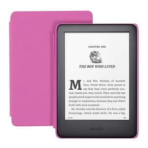 """AMAZON Kindle Kids Edition 6"""" 2019 8GB Pink (incl. cover) (B07NMYG57X)"""