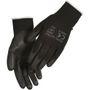 ODIN Fingerdyppet PU handske, ODIN Ultra, 11, sort, PU