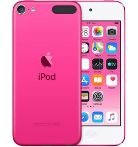 APPLE IPOD TOUCH 32GB - PINK  IN (MVHR2KS/A)