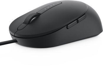 DELL LASER WIRED MOUSE MS3220 BLACK  SE (MS3220-BLK)