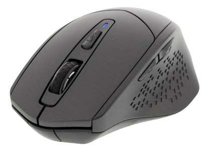 DELTACO MS-901 Silent Optical Wireless Gray (MS-901)