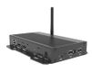 QBIC UHD media Player with Video IN