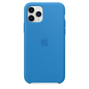 APPLE iPhone 11 Pro Silicone Case - Surf Blue (MY1F2ZM/A)