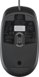 HP USB 2-Button Optical Mouse 2013 black design (QY777AA)