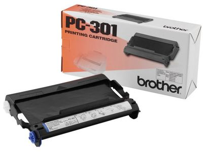 BROTHER 920/ 925/ 930 RIBBON/ CASSETTE (PC-301)