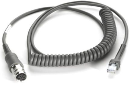 ZEBRA Cable, LS3408, serial cable (25-71917-03R)