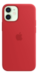 APPLE iPhone 12 mini Silicone Case with MagSafe - (PRODUCT)RED (MHKW3ZM/A)