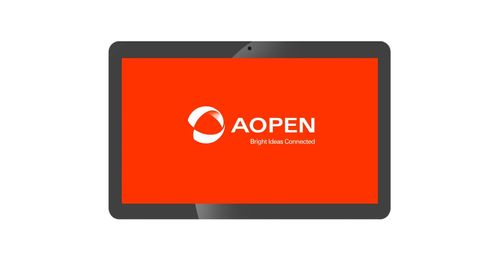 AOPEN 21_5_ eTILE WT22M-FW_i5-5257 1920x1080_ 250nits_ Speaker_ Integrated PC_ HD Webcam_ 10p Touch (91.WT600.FW90)