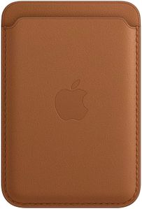 APPLE IPHONE LEATHER WALLET WITH MAGSAFE - SADDLE BROWN (MHLR3ZM/A)