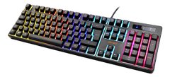 DELTACO GAMING DK310 Keyboard Mechanical RGB Wired