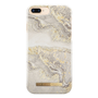 iDEAL OF SWEDEN FASHION CASE IPHONE 6/6S/7/8 PLUS SPARKLE GREIGE MARBLE