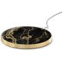 iDEAL OF SWEDEN IDEAL FASHION QI CHARGER GOLDEN SMOKE MARBLE ACCS