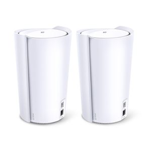 TP-LINK AX6600 Whole Home Mesh Wi-Fi 6 System Tri-Band (DECO X90(2-PACK))