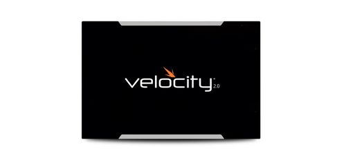 """Atlona Velocity 8"""" Scheduling Touch Panel – Black (AT-VSP-800-BL)"""