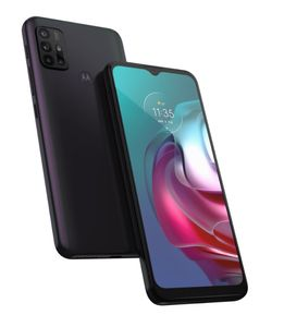 MOTOROLA G30 XT2129-2 QC-SD662 6.5inch HD+ 4GB 128GB 5G DS 64MP+16MB 5000mAh Turbo Pwr 20W Dark Pearl Android OS (PAML0013SE)