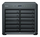 SYNOLOGY DiskStation DS2419+II 12-bay NAS Quad Core CPU,4GB