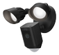 RING Floodlight Cam Wired Plus - Black