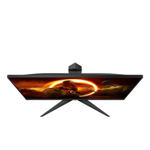 """AOC Gaming 24G2ZU/BK - LED monitor - Full HD (1080p) - 23.8"""" The AOC 24G2ZU guarantees stutter-free and smooth gameplay thanks to its 240 Hz refresh rate, 0.5 ms response time and low input lag. If fe (24G2ZU/BK)"""