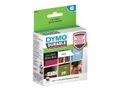 DYMO LW ADRESS LABEL WHITE 25X54MM 1 ROLL A 160 LABELS ACCS