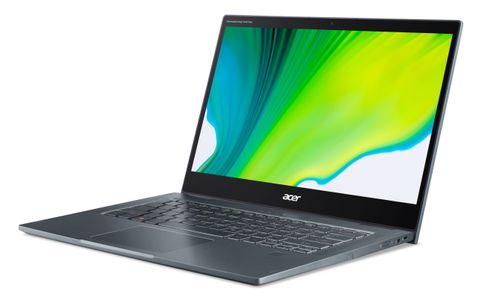 """ACER Spin 7 SP714-61NA 14"""" FHD touch Snapdragon 8cx, 8 GB RAM, 512 GB SSD, Active Pen, 5G WWAN, Windows 10 Home (NX.A4NED.002)"""