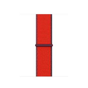 APPLE 40MM (PRODUCT)RED SPORT LOOP . ACCS (MG443ZM/A)