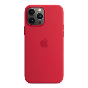 APPLE iPhone 13 Pro Max Si Case Red (MM2V3ZM/A)