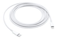 APPLE USB-C TO LIGHTNING CABLE (2M)   CABL (MQGH2ZM/A)