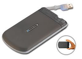 FREECOM TOUGHDRIVE PRO 80GB USB-2 + IMAGE SOFTWARE NS (25979)