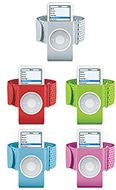 APPLE IPOD NANO ARMBAND BLUE NS (MA183G/A)