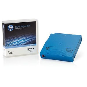 Hewlett Packard Enterprise LTO-5 RW Custom Labeled