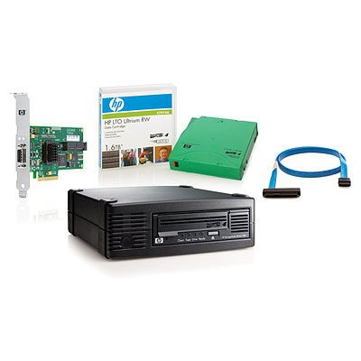 StoreEver LTO-4 Ultrium 1760 SAS Internal Drive/ with(4) Cartridges Bundle/ TVlite