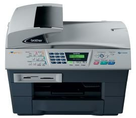 MultiFunction Network Flatbed Print/ Fax/ Copy/ Scan/ PCC USB/Ether 1200x6000