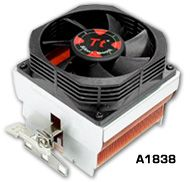 THERMALTAKE Thermaltake P/N:A1838 Silient Boostcopper heat sink w/fan clooler for AMD K8 (A1838)