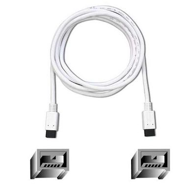 FIREWIRE 800/800 CABLE 9PIN BETA/9PIN BE