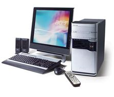 E360 Athlon64 3800 Dual core/ 2048/ 320GB/ DVD RW/ G7500LE-128/ 512-DVI-TVO-Win XP Home & Works/