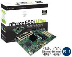 EVGA EVGA nForce-650i Ultra, Socket-775,