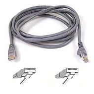 SNGLS FASTCAT5E PATCH CABLE 4PAIRRJ45M/ M 15M NS