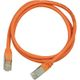 DELTACO KABEL TP STP CAT.6 SKÄRMAD RJ45  7.0M ORANGE