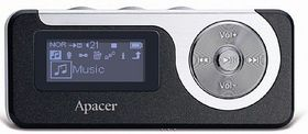MP3 Player Audio Steno AU350 1GB Black Retail