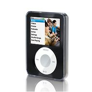 BELKIN iPOD NANO 3G REMIX PC CSE * SPIN; BLACK (F8Z231EA)