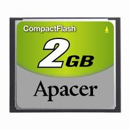 APACER Compact Flash Card 2.0GB 24X (AP2GCF-R)