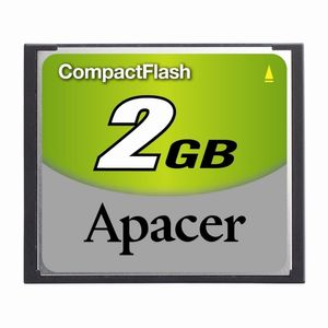 APACER Compact Flash Card 2.0GB