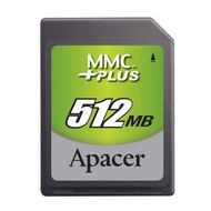 APACER Multi-Media Card Plus 512MB Retail (AP512MMMP-R)