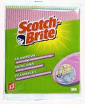 3M Sponge Cloth 3-Pack  (W530)