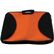 "AIDATA Notebookfodral,  neoprene, 15,4"", orange/ svart"