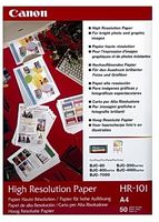 HR-101N HIGH RES PAPER A4 50 SHEET NS