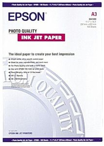 EPSON INKJET PHOTO PAPER A3 100CT NS (C13S041068)