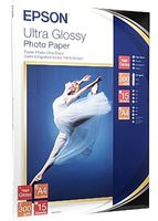 A4 Ultra Glossy Photo Paper (15 sheets)