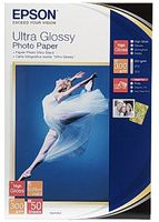 Photo Paper Ultra Gloss 10x15 50sh