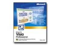 MICROSOFT EDU VISIO PRO LIC/SA PK FACULTY/ STUD IN (D87-01057)